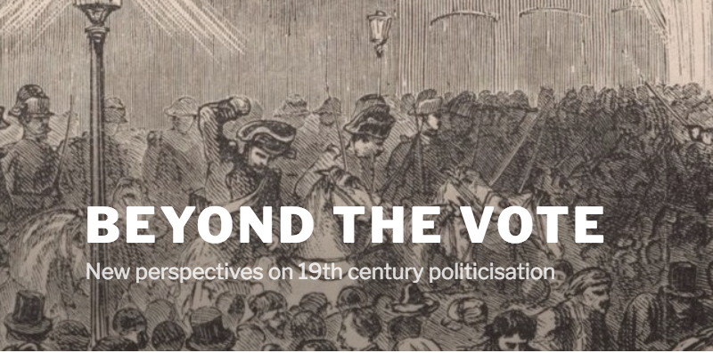 International Conference Languages, discourses and practices beyond the vote. - 1